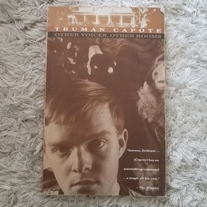 Truman Capote Other Voices Other Rooms Book